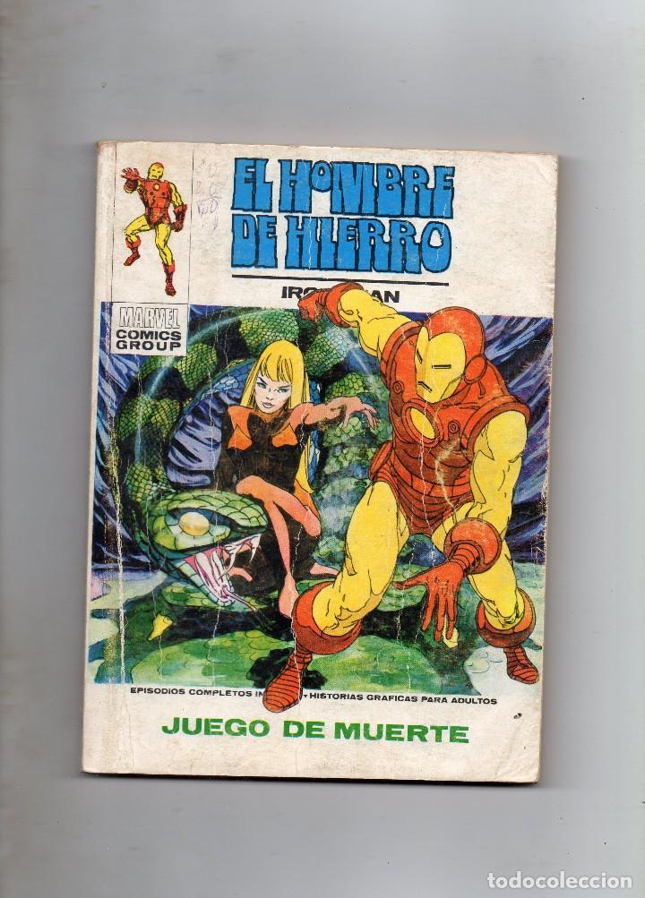 COMIC VERTICE EL HOMBRE DE HIERRO VOL1 Nº26 ( NORMAL ESTADO ) (Tebeos y Comics - Vértice - V.1)