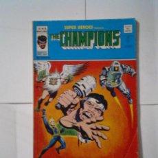 Cómics: SUPER HEROES - VOLUMEN 2 - NUMERO 76 - VERTICE - MBE - CJ 77 - GORBAUD. Lote 108328967