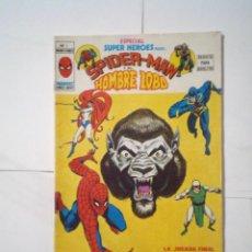 Cómics: ESPECIAL SUPER HEROES - VERTICE - NUMERO 4 - BE - CJ 77 - GORBAUD. Lote 108340379