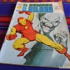 Cómics: VÉRTICE VOL. 2 EL HOMBRE DE HIERRO Nº 3. 1974 30 PTS. EL RETORNO DEL MONSTRUO. RARO.. Lote 108445363
