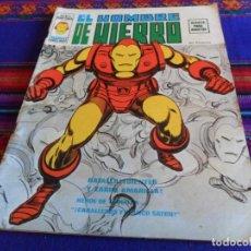 Cómics: VÉRTICE VOL. 2 EL HOMBRE DE HIERRO Nº 5. 1974. 30 PTS. BATALLA: DIENTES Y ZARPA AMARILLA. BE.. Lote 108445527