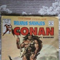 Cómics: RELATOS SALVAJES - CONAN EL BARBARO, Nº 83 VOL 1, EDICIONES VERTICE. Lote 108687607
