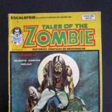 Cómics: ESCALOFRÍO 25 - TALES OF THE ZOMBIE 8 - VÉRTICE - TERROR - 1974 - CÓMIC. Lote 108697107