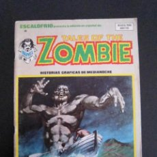 Cómics: ESCALOFRÍO 8 - TALES OF THE ZOMBIE 3 - VÉRTICE - TERROR - 1974 - CÓMIC. Lote 108697595