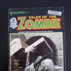 Cómics: ESCALOFRÍO 2 - TALES OF THE ZOMBIE 1 - VÉRTICE - TERROR - 1973 - CÓMIC. Lote 108697919