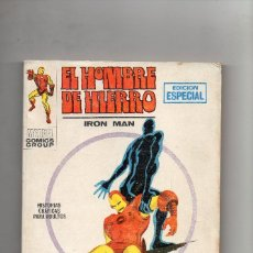 Cómics: COMIC VERTICE EL HOMBRE DE HIERRO VOL1 Nº 8 (BUEN ESTADO). Lote 108725811