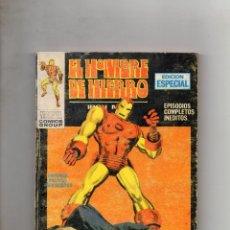 Cómics: COMIC VERTICE EL HOMBRE DE HIERRO VOL1 Nº 7 (BUEN ESTADO). Lote 108726495