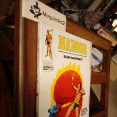 Cómics: NAMOR Nº 22 ( VERTICE, COMPLETO, DE KIOSKO). Lote 108730487