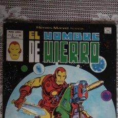 Cómics: EL HOMBRE DE HIERRO, VOL 2 Nº 64, EDICIONES VERTICE. Lote 108744099