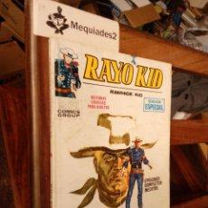 Cómics: RAYO KID Nº 3 ( VERTICE TACO, COMPLETO) DIFÍCIL. Lote 108746755