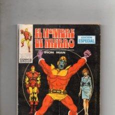 Cómics: COMIC VERTICE EL HOMBRE DE HIERRO VOL1 Nº 5 ( BUEN ESTADO ). Lote 108808459