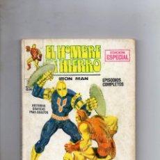 Cómics: COMIC VERTICE EL HOMBRE DE HIERRO VOL1 Nº 3 ( BUEN ESTADO ). Lote 108809051