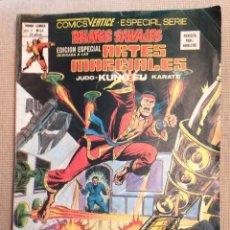 Cómics: RELATOS SALVAJES ESPECIAL ARTES MARCIALES VERTICE MUNDI COMICS VOL.1 N 51 MARVEL. Lote 108843399