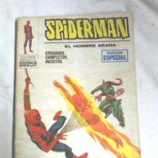 Cómics: SPIDERMAN Nº 8 CONTRA EL DUENDECILLO VERDE V 1 AÑO 73. EDICIONES VERTICE. Lote 108858959