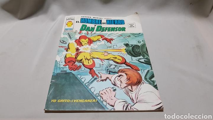 Cómics: Héroes Marvel . El hombre de hierro y dan defensor . Yo grito venganza . V.2 n° 13 Vértice - Foto 2 - 108920534
