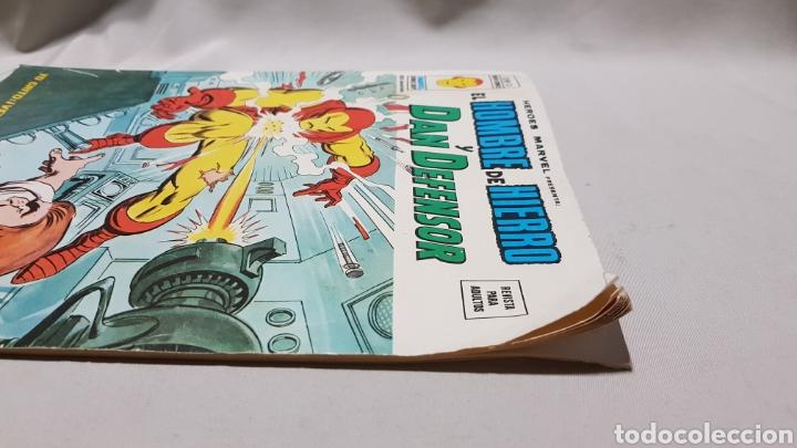 Cómics: Héroes Marvel . El hombre de hierro y dan defensor . Yo grito venganza . V.2 n° 13 Vértice - Foto 6 - 108920534