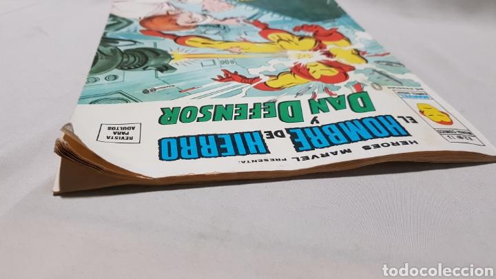 Cómics: Héroes Marvel . El hombre de hierro y dan defensor . Yo grito venganza . V.2 n° 13 Vértice - Foto 7 - 108920534