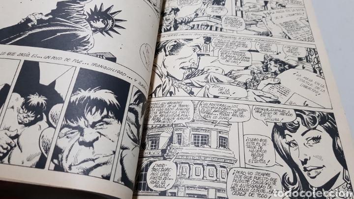 Cómics: La masa . Su nombre : Samson V.3 n° 20 . Marvel . Vértice - Foto 4 - 108927143