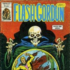 Cómics: FLASH GORDON- V-2 Nº 9 -DELFINES DE VENUS-BRILLANTE-DAN BARRY- 1980- MUY NUEVO Y MUY ESCASO- 7616. Lote 109017000