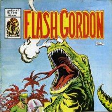 Cómics: FLASH GORDON- V-2-Nº 33 -UN NOVATO EN LA ACADEMIA-DAN BARRY-DENIS FUJITAMI 1981- BUENO-DIFÍCIL-7617. Lote 109018606