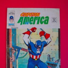 Comics: CAPITÁN AMÉRICA - V.3 Nº 13 - ¡EL DESTINO DEL HALCÓN! - VÉRTICE 1977 - 35 PTS.. Lote 109159223