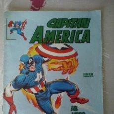 Cómics: SURCO - CAPITAN AMERICA NUM. 2. Lote 109173659