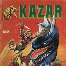 Cómics: KAZAR - Nº 1 -LÍNEA 83 SURCO- GRAN BRENT ANDERSON- 1983- BUENO- RARO- LEAN- 7637. Lote 109178135