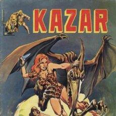 Cómics: KAZAR - Nº 2 -LÍNEA 83 SURCO- GRAN BRENT ANDERSON- 1983- BUENO- RARO- LEAN- 7638. Lote 109179879
