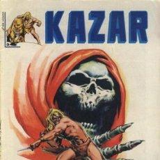 Cómics: KAZAR - Nº 3 -LÍNEA 83 SURCO- GRAN BRENT ANDERSON- 1983- CORRECTO- RARO- LEAN- 7639. Lote 109181055