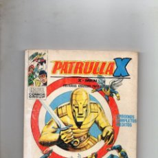 Cómics: COMIC VERTICE PATRULLA X VOL1 Nº 15 (BUEN ESTADO). Lote 109279371