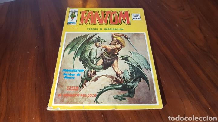 FANTOM 8 VERTICE VOL II (Tebeos y Comics - Vértice - Terror)