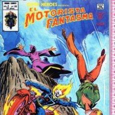 Cómics: D50 EL MOTORISTA FANTASMA Nº 118 AÑO 1979 EDITORIAL VERTICE MUNDI COMICS. Lote 109358111