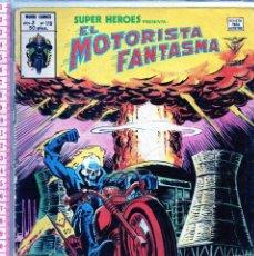 Cómics: D50 EL MOTORISTA FANTASMA Nº 119 AÑO 1979 EDITORIAL VERTICE MUNDI COMICS. Lote 109358323