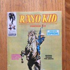 Cómics: RAYO KID, LA ULTIMA CARRERA, EDICION ESPECIAL NUMERO 13 TACO. Lote 109358987