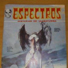 Cómics: CÓMIC ESPECTROS HISTORIAS DE ULTRATUMBA LA PESADILLA 1972 VÉRTICE. Lote 109365031