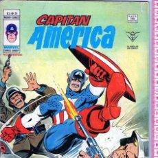 Cómics: D50 CAPITAN AMERICA Nº 31 AÑO 1979 EDITORIAL VERTICE MUNDI COMICS. Lote 109430867