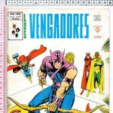 Cómics: D50 LOS VENGADORES Nº 43 AÑO 1980 EDITORIAL VERTICE MUNDI COMICS. Lote 109434703