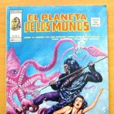 Cómics: EL PLANETA DE LOS MONOS Nº 15 - EDICIONES VÉRTICE 1974. Lote 109435499