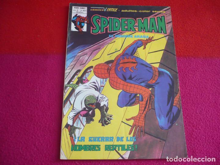 SPIDERMAN VOL. 3 Nº 63-I ¡BUEN ESTADO! VERTICE MUNDI COMICS (Tebeos y Comics - Vértice - Super Héroes)