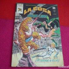 Cómics: SELECCIONES MARVEL LA COSA Y DRAGON LUNAR VOL. 1 Nº 52 ¡BUEN ESTADO! VERTICE 1980. Lote 151473442