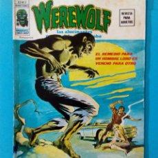 Cómics: WEREWOLF V 2 N 3 VÉRTICE. Lote 109553791