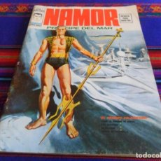 Cómics: VÉRTICE VOL. 2 NAMOR Nº 1. 1974. 30 PTS. EL PRÍNCIPE ENLOQUECIDO. MBE. RARO.. Lote 109790063