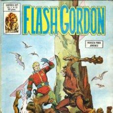Cómics: 191-35- FLASH GORDON VOL 2 Nº 10. VERTICE 1980. Lote 110091427