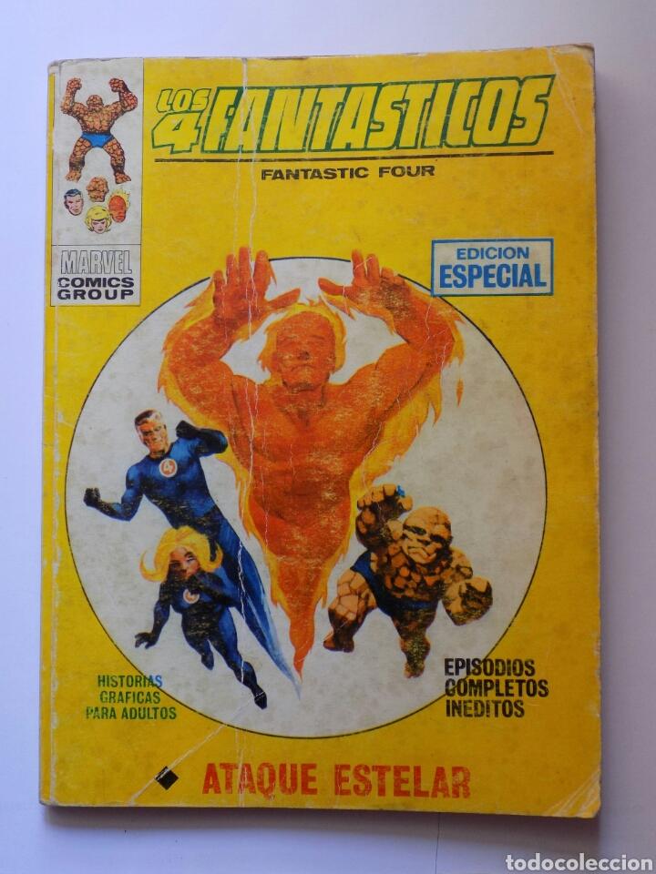COMIC MARVEL. LOS 4 FANTÁSTICOS EDICIÓN ESPECIAL. N 19. 1970. (Tebeos y Comics - Vértice - 4 Fantásticos)