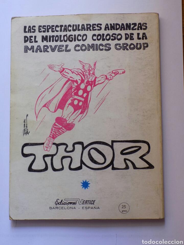 Cómics: COMIC MARVEL. LOS 4 FANTÁSTICOS EDICIÓN ESPECIAL. N 19. 1970. - Foto 2 - 110114795