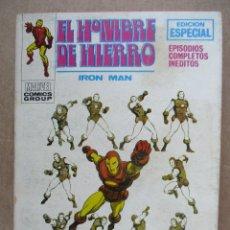 Cómics: EL HOMBRE DE HIERRO Nº 15. EDITORIAL VERTICE VOL. 1. Lote 112586566