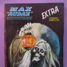 Cómics: MAX AUDAZ Nº 4 VERTICE TACO, ¡¡¡¡¡MUY BUEN ESTADO Y MUY DIFICIL!!!!. Lote 110127587