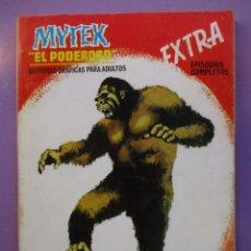 Cómics: MYTEK EL PODEROSO Nº 4, VERTICE TACO ¡¡¡¡BASTANTE BUEN ESTADO!!!!. Lote 110134651
