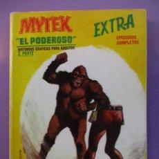 Cómics: MYTEK EL PODEROSO Nº 5, VERTICE TACO ¡¡¡¡BASTANTE BUEN ESTADO Y DIFICIL!!!!. Lote 110135275