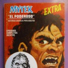 Cómics: MYTEK EL PODEROSO Nº 11 , VERTICE TACO ¡¡¡¡ MUY BUEN ESTADO Y DIFICIL!!!!. Lote 110136731